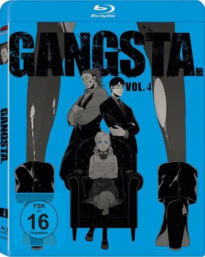 Gangsta. - Vol. 4