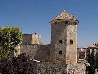altes Gebäude in Spanien - 500 Teile (Puzzle)
