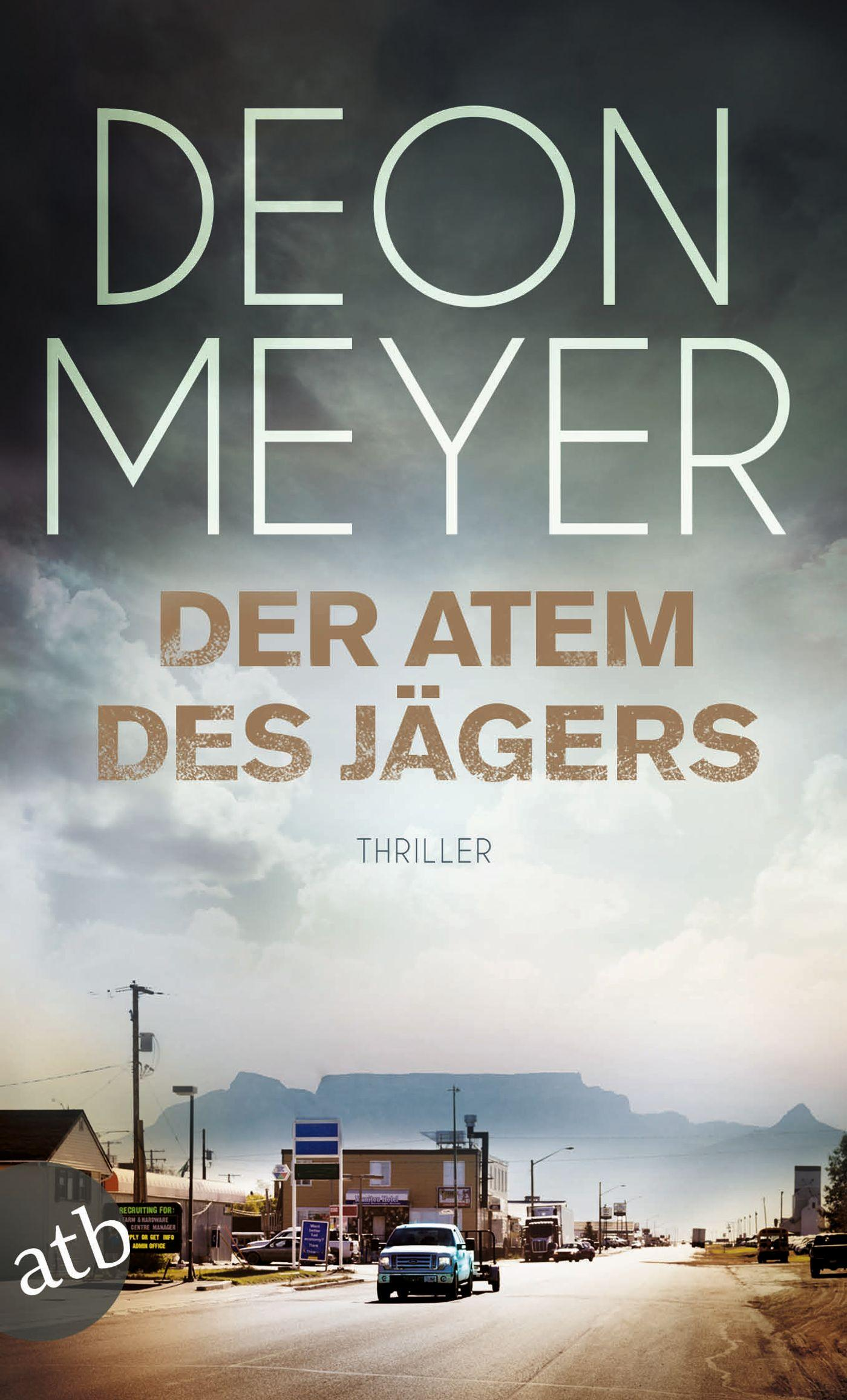 NEU Der Atem des Jägers Deon Meyer 630526