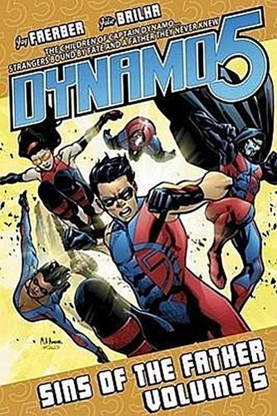 Dynamo 5 Volume 5