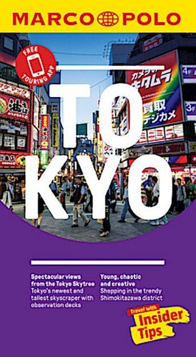 Tokyo Marco Polo Pocket Travel Guide