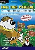 Emil & Pauline Konzentrationsspiele für die 1 ...