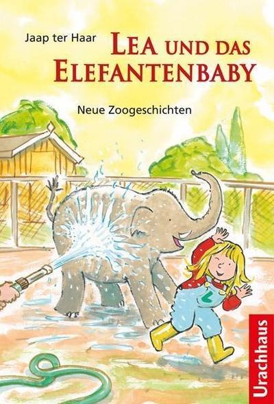 Lea und das Elefantenbaby: Neue Zoogeschichten