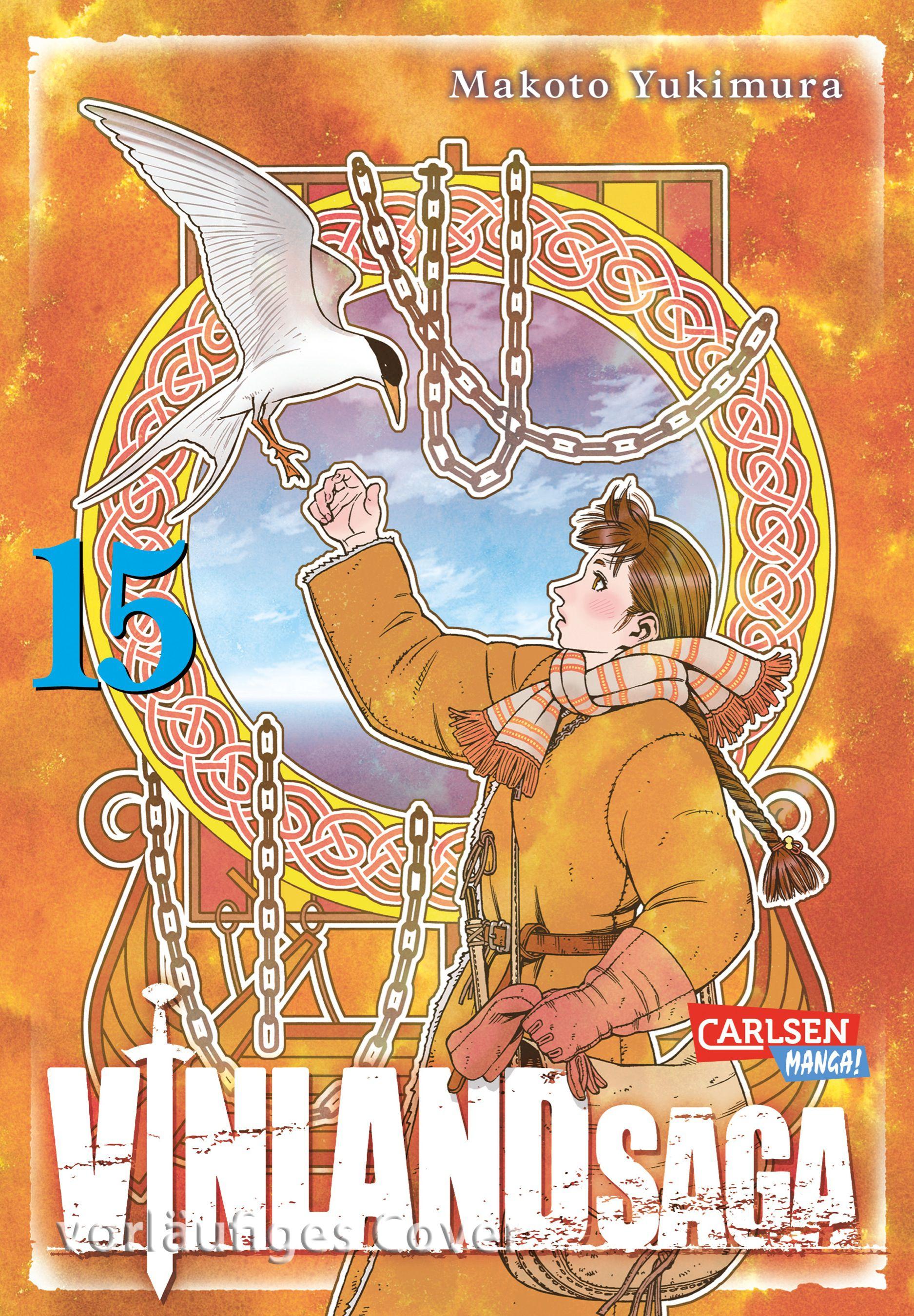 Vinland Saga 15 Makoto Yukimura 9783551759801