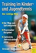 Training im Kinder- und Jugendtennis - Richard Schönborn