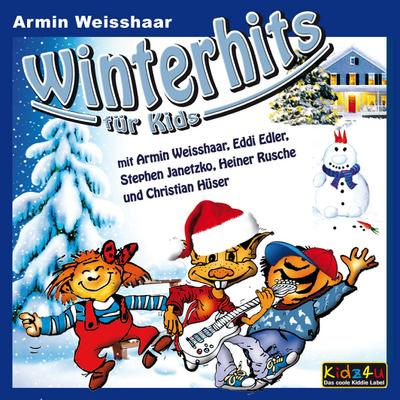 Winterhits für Kids, 1 Audio-CD