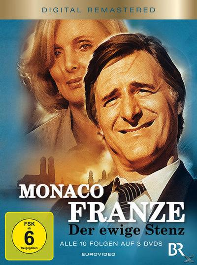 Monaco Franze - Der ewige Stenz Digital Remastered