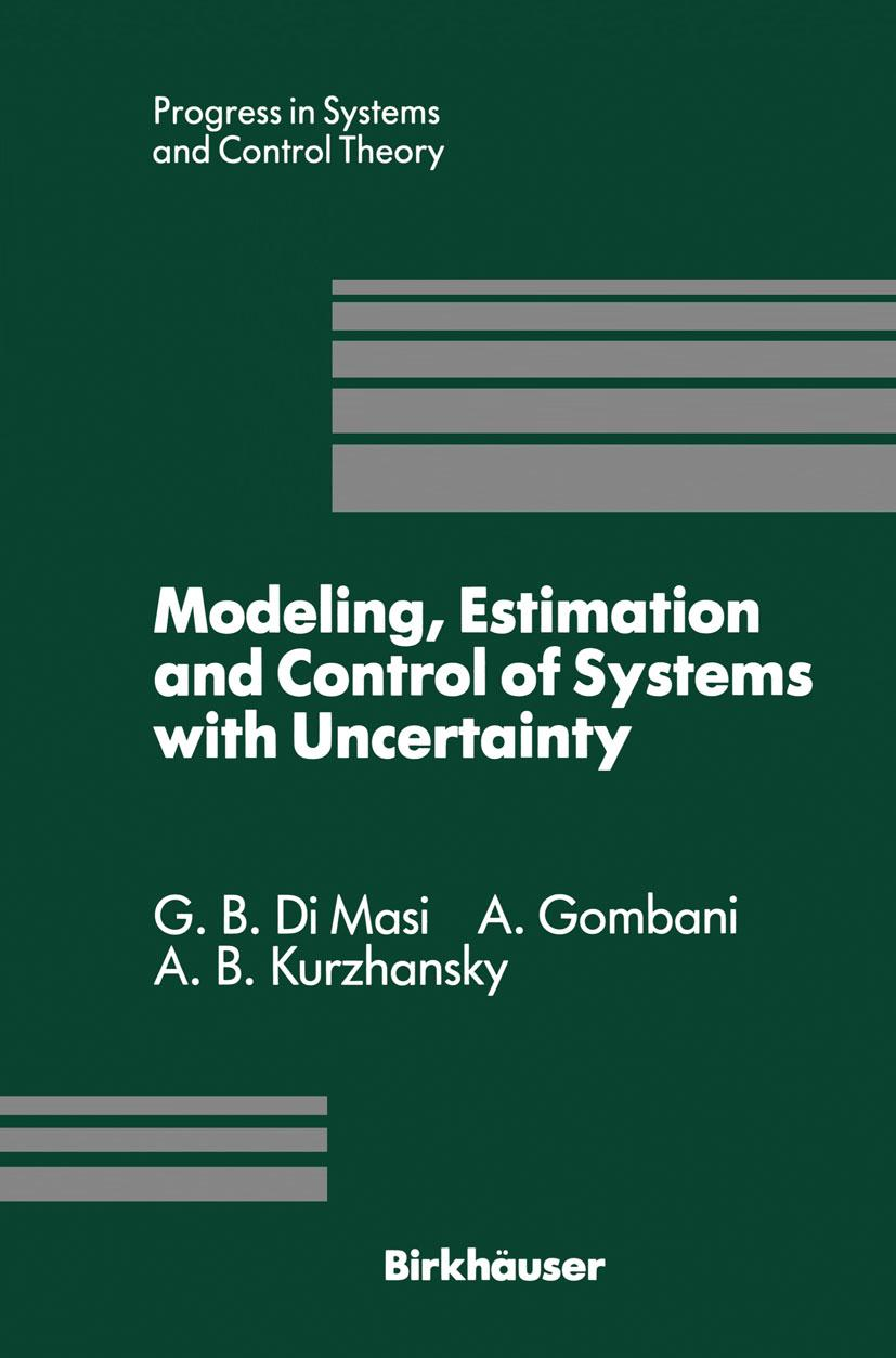 G. B. DiMasi / Modeling, Estimation and Control of Systems w ... 9781461267621
