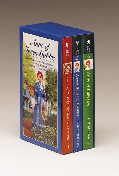 Anne of Green Gables 3-6