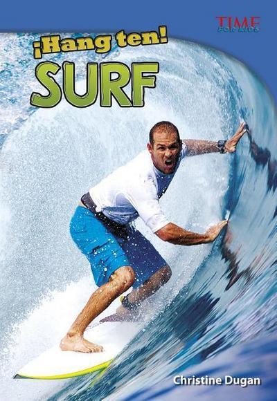 ¡hang Ten! Surf