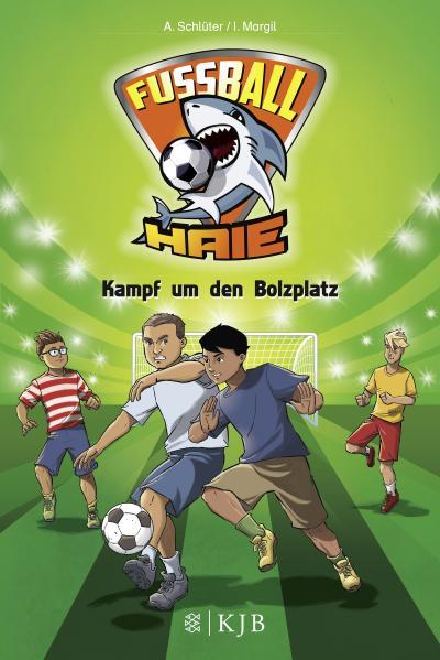 Fußball-Haie - Kampf um den Bo