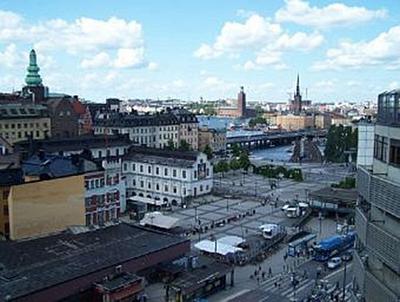 Stockholm - 1.000 Teile (Puzzle)