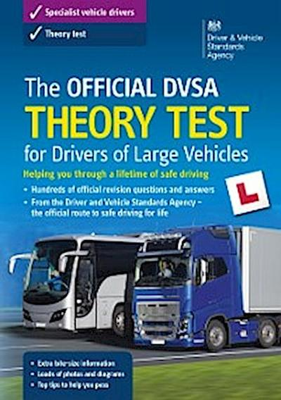 Official DVSA Theory Test for Drivers of Large Vehicles (14th edition)