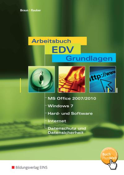 Arbeitsbuch EDV-Grundlagen