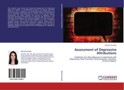 Assessment of Depressive Attributions