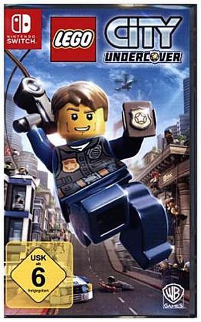 LEGO City Undercover, 1 Nintendo Switch-Spiel