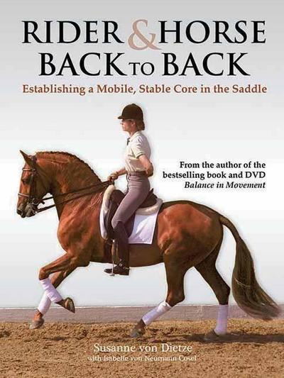 Rider & Horse Back to Back: Establishing a Mobile, Stable Core in the Saddle