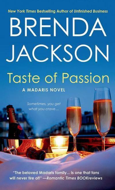Taste of Passion (Madaris Family Novels)