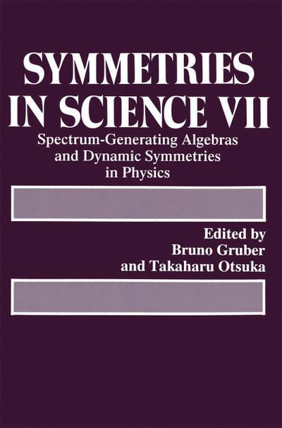 Symmetries in Science VII