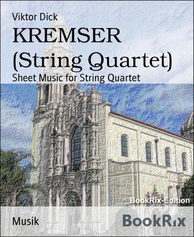 KREMSER (String Quartet)