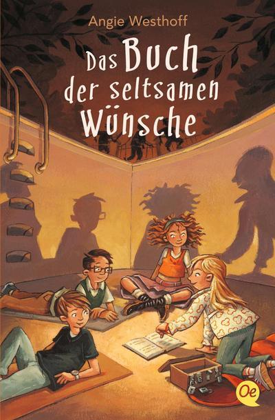Das Buch der seltsamen Wünsche 1