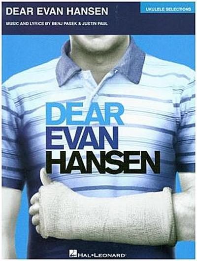Dear Evan Hansen: Ukulele Selections (Ukulele Book)