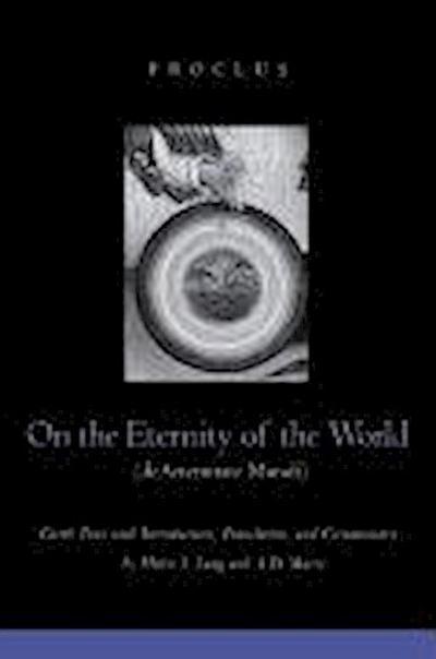 On the Eternity of the World (de Aeternitate Mundi)