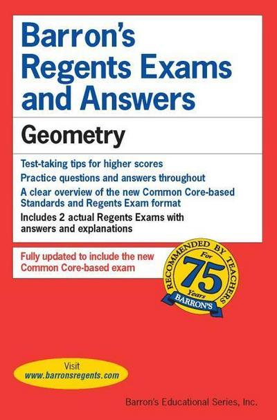 Regents Exams and Answers: Geometry