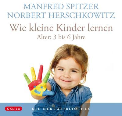 Wie kleine Kinder lernen, 1 Audio-CD