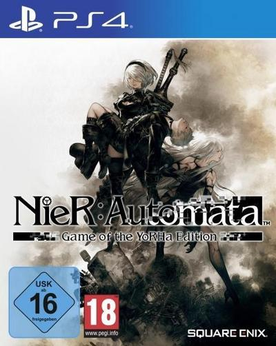 NieR: Automata Game of the YoRHa Edition (PlayStation PS4)