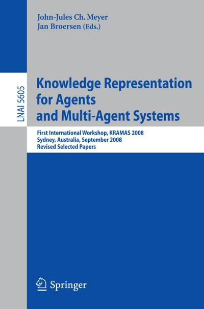 Knowledge Representation for Agents and Multi-Agent Systems