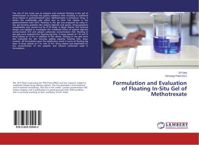 Formulation and Evaluation of Floating In-Situ Gel of Methotrexate