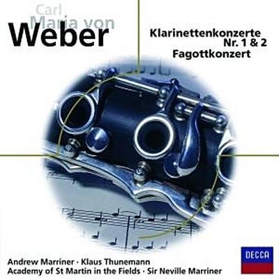 Klarinettenkonzerte Nr.1 & 2/Fagottkonzert