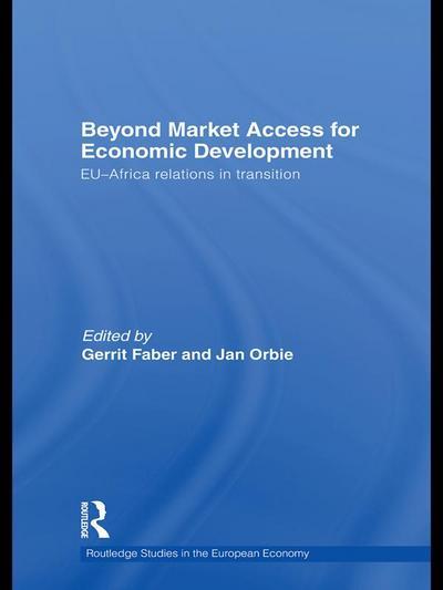 Beyond Market Access for Economic Development