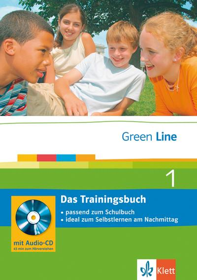Green Line 1. Das Trainingsbuch