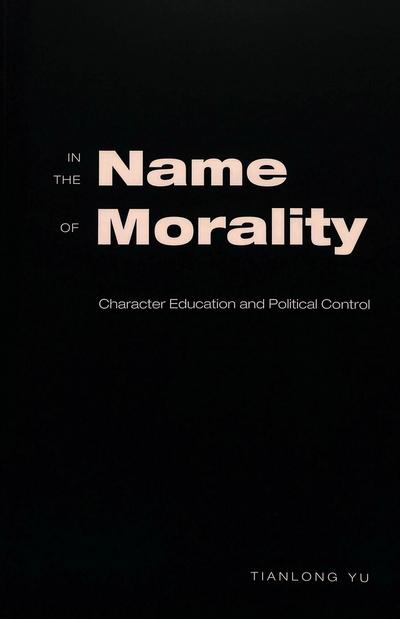 In the Name of Morality