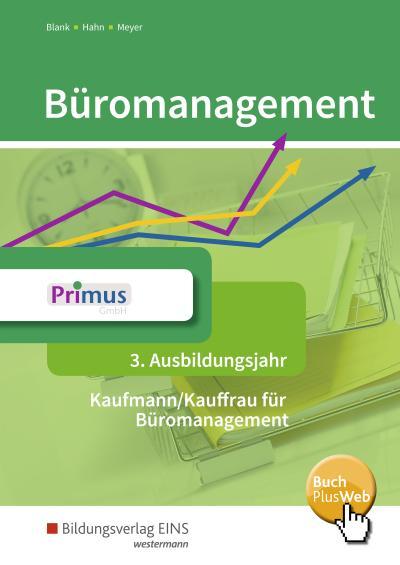 Büromanagement: 3. Ausbildungsjahr: Schülerband