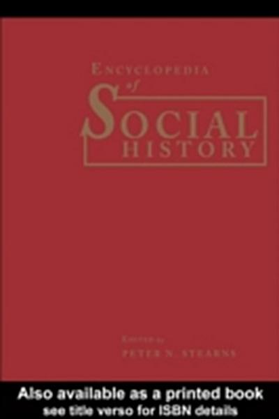 Encyclopedia of Social History