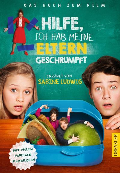 Hilfe, ich habe meine Eltern geschrumpft; Das Buch zum Film; Deutsch; 16 farb. Abb.
