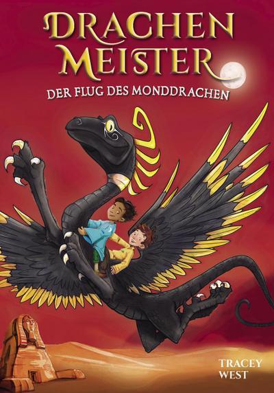 Drachenmeister Band 6 - Der Flug des Monddrachen