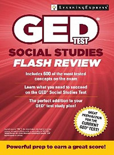 GED Test Social Studies Flash Review