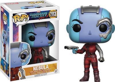 Pop Guardians of the Galaxy Vol. 2 Nebula Vinyl Figure