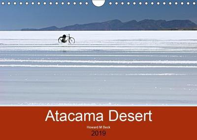 Atacama Desert (Wall Calendar 2019 DIN A4 Landscape)