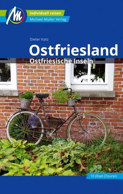 Ostfriesland & Ostfriesische Inseln Reiseführer Michael Müller Verlag
