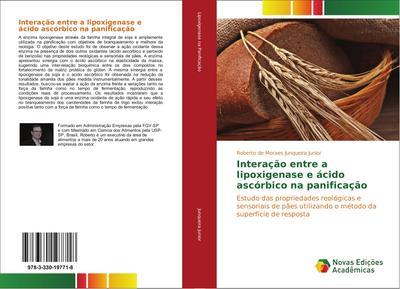 Interação entre a lipoxigenase e ácido ascórbico na panificação