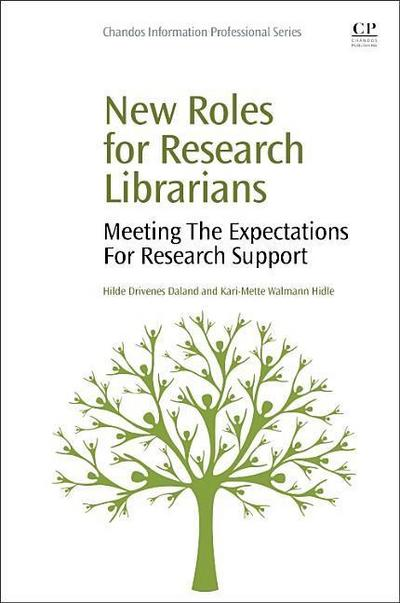 New Roles for Research Librarians