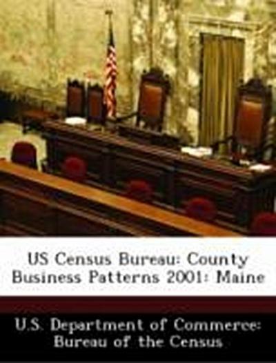 U. S. Department of Commerce: Bureau of the Census: US Censu