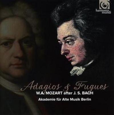 Adagios & Fugues After Bach
