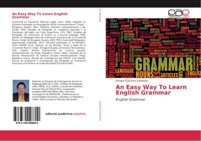 An Easy Way To Learn English Grammar