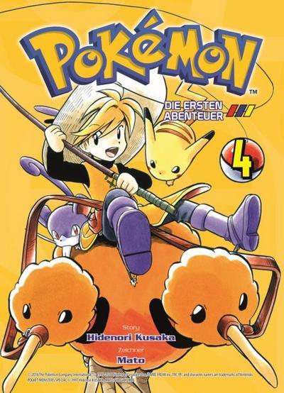 Pokémon: Die ersten Abenteuer 04